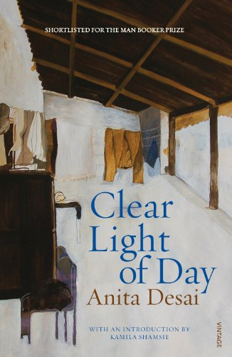 9788184000153: Clear Light of the Day [Paperback] [Aug 01, 2012] Desai, Anita