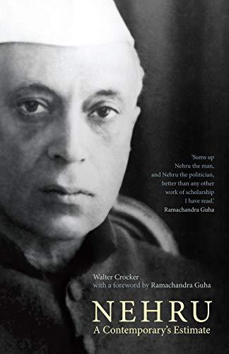 9788184000504: Nehru: A Contemporary's Estimate