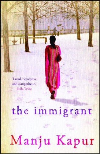 Rhi The Immigrant: Manju Kapur