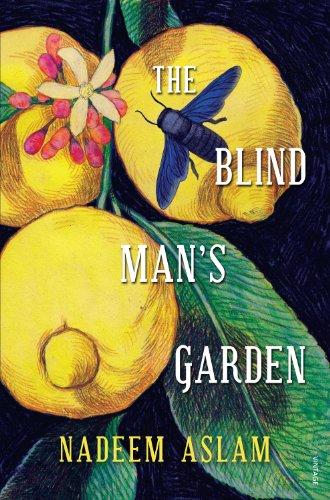 9788184001099: The Blind Man's Garden