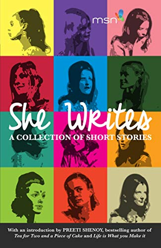 She Writes: A Collection of Short Stories (9788184001242) by Random House