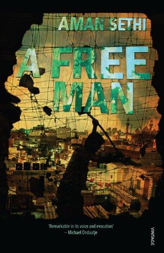 9788184001341: A Free Man