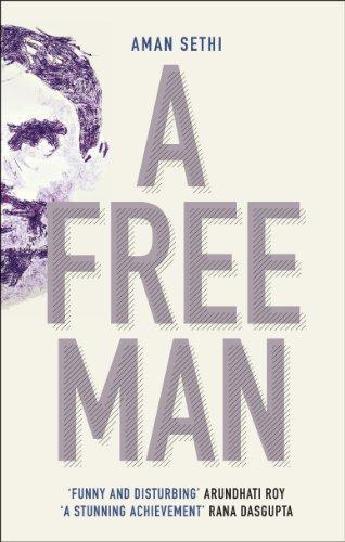 9788184001532: A Free Man
