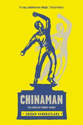 9788184001822: Chinaman