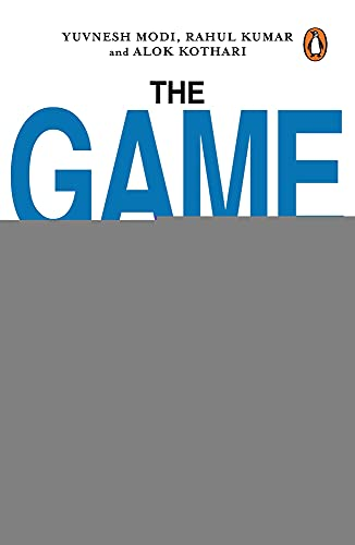 9788184002737: The Game Changers: 20 Extraordinary Success Stories of Entrepreneurs from IIT Kharagpur