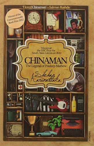 Chinaman: The legend of Pradeep Mathew: Karunatilaka, Shehan