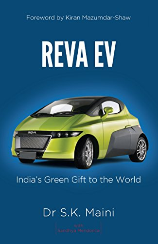9788184003727: Reva EV: India's Green Gift to the World