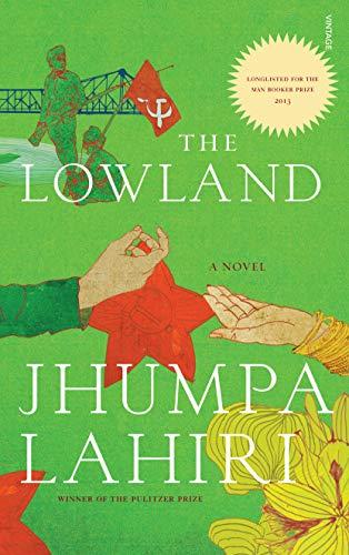 The Lowland: Jhumpa Lahiri