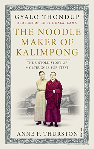 9788184003871: Vintage Books The Noodle Maker Of Kalimpong