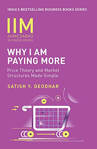 Why I Am Paying More: Kumar, Shiv K.