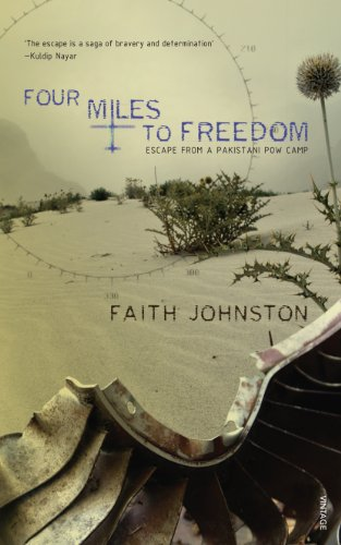 9788184004878: Four Miles To Freedom: Escape From A Pakistani POW Camp
