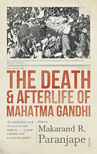 9788184006803: The Death and Afterlife of Mahatma Gandhi