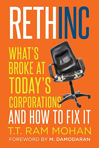 9788184006810: RethINC: What's Broke at Today