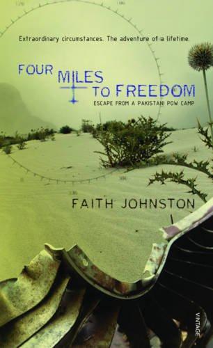 9788184007213: Four Miles to Freedom