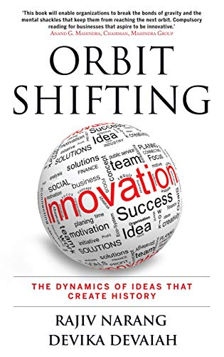 9788184007244: Orbit-Shifting Innovation: The Dynamics Of Ideas That Create History