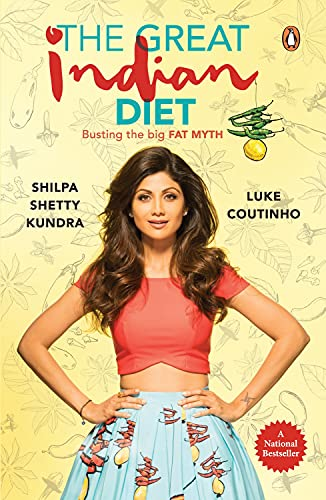 9788184007480: The Great Indian Diet