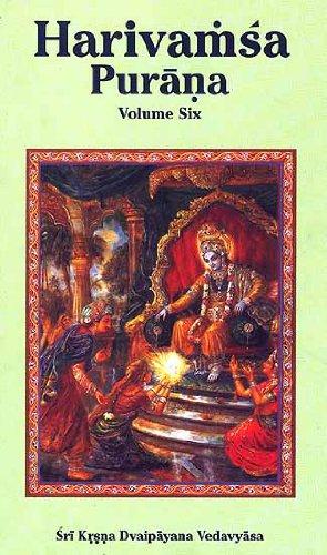 Harivamsa Purana (Volume 6), Transliterated Text with: Sri Krsna Dvaipayana