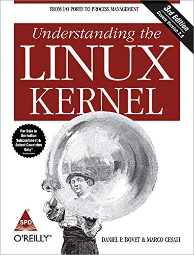 9788184040838: Understanding the Linux Kernel