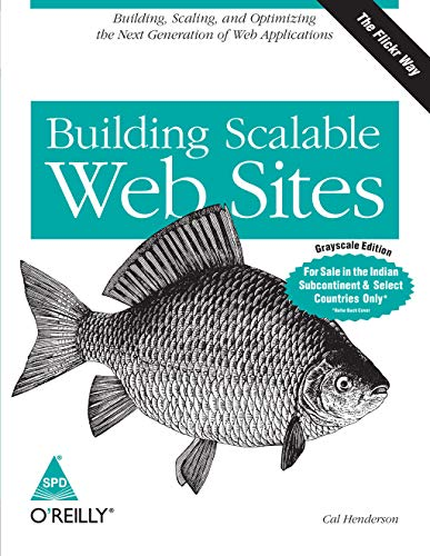 9788184041545: Building Scalable Web Sites