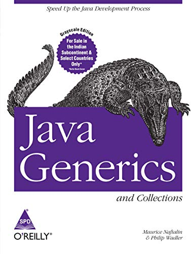 9788184042160: Java Generics and Collections