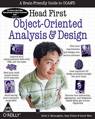 9788184042214: Head First Object-Oriented Analysis & Design