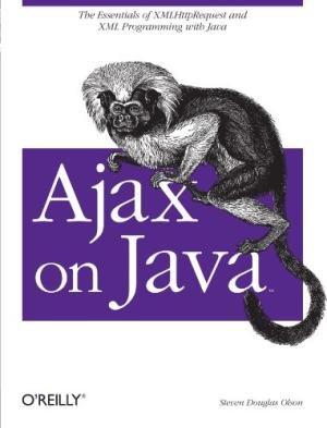 9788184043082: AJAX ON JAVA