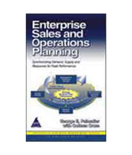 9788184043112: Enterprise Sales and Operations Planning