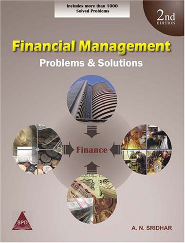 9788184044102: Financial Management Problems & Solutions, 2nd Edition