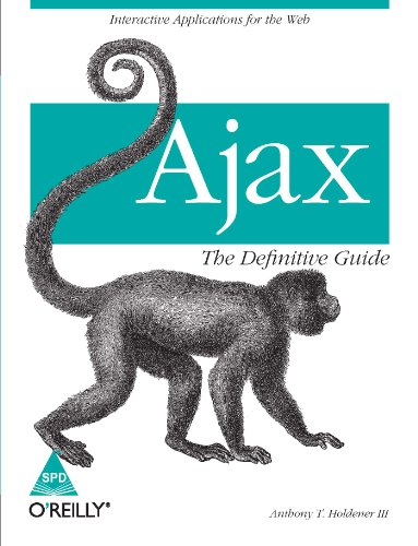 9788184044898: Ajax; the definitive guide.