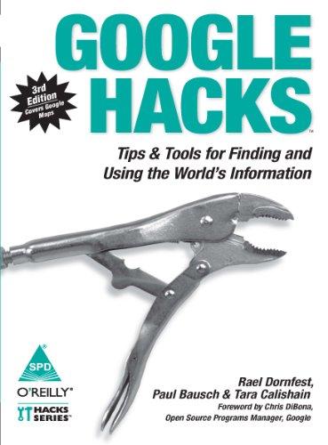9788184044942: Google Hacks