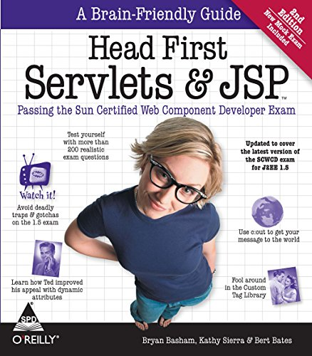 9788184044973: Head First Servlets and JSP