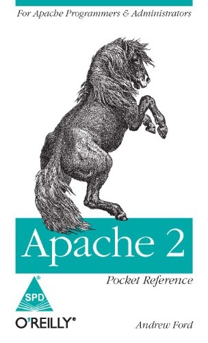 9788184046007: (Apache 2 Pocket Reference: For Apache Programmers & Administrators By (Author)Ford, Andrew)Paperback on (Sep-01-2008)