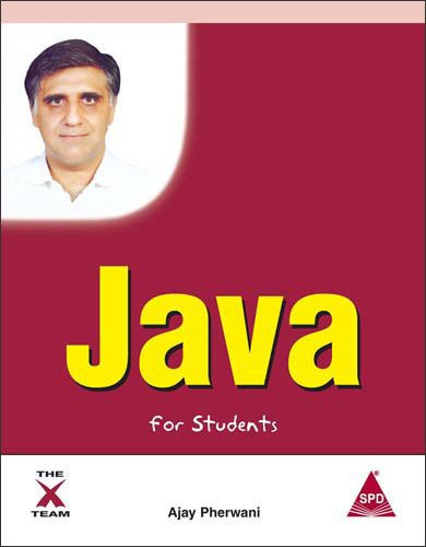9788184046670: Java for Students
