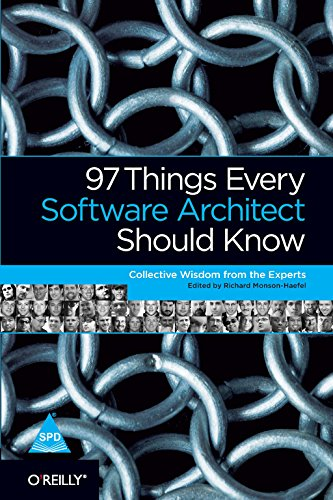 9788184046892: 97 Things Every Software Architect Should Know