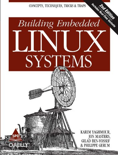 9788184047127: Building Embedded Linux Systems