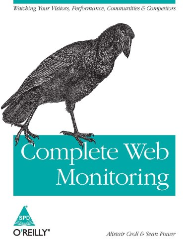 9788184047455: COMPLETE WEB MONITORING