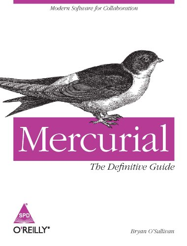 9788184047479: Mercurial: The Definitive Guide