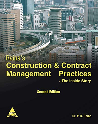 9788184047875: Raina's Construction & Management Practices - The Inside Story, 2nd Ediiton