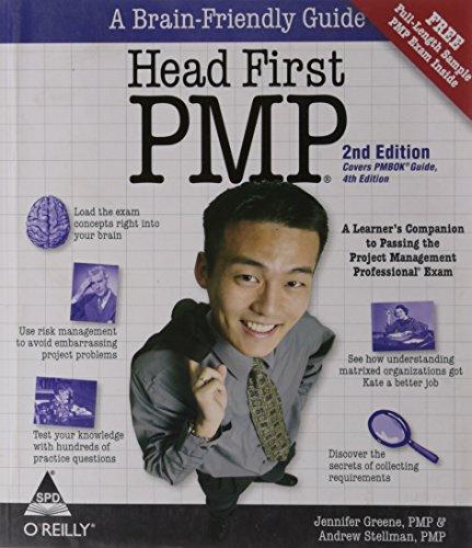 9788184048001: Head First PMP