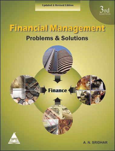 9788184048094: Financial Management Problems & Solutions, 3rd Edition