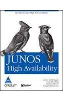 9788184048193: Junos High Availability