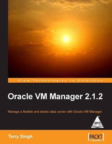 9788184048421: ORACLE VM MANAGER 2.1.2