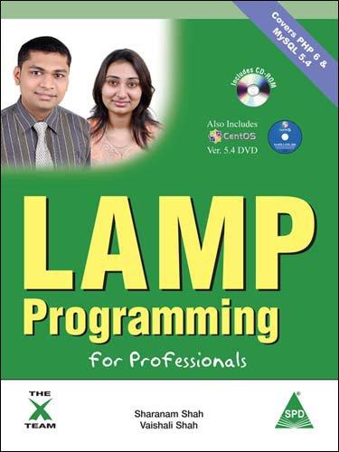 Lamp Programming for Professionals: Sharanam Shah,Vaishali Shah