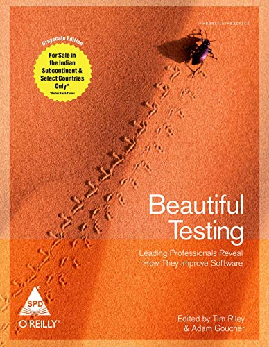 9788184048650: Beautiful Testing