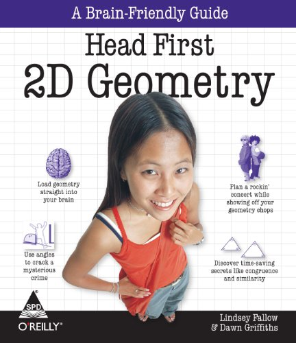 9788184048735: Head First 2D Geometry