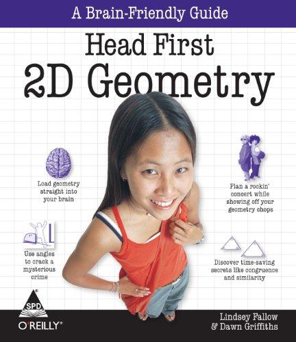 9788184048735: Head First 2D Geometry