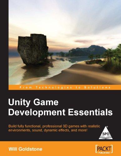 9788184049374: Unity Game Development Essentials