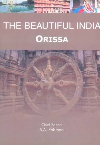 9788184050059: The Beautiful India - Orissa