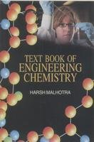 Text Book of Engineering Chemistry: Harsh Malhotra