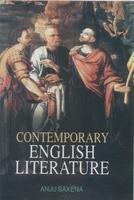 Contemporary English Literature: Anju Saxena